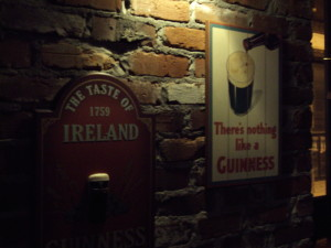 Guinness Signs